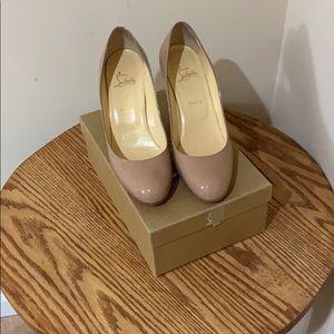 Beautiful Christian Louboutin shoes